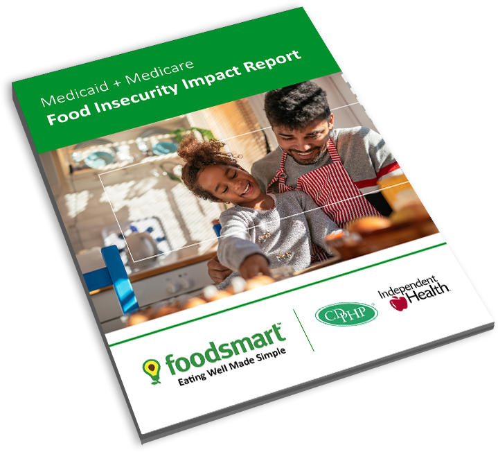 Foodsmart Medicaid CDPHP IH Case Study Mockup