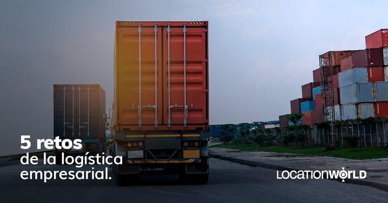 5 retos de la logística empresarial