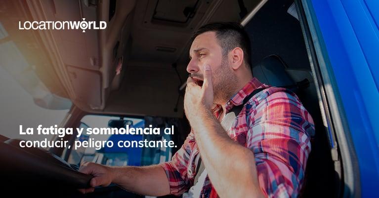 ¿Cómo evitar la somnolencia en conductores de una flota?