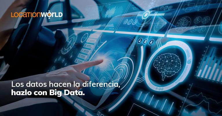 Big Data, datos y 5Vs que hacen la diferencia en tu empresa