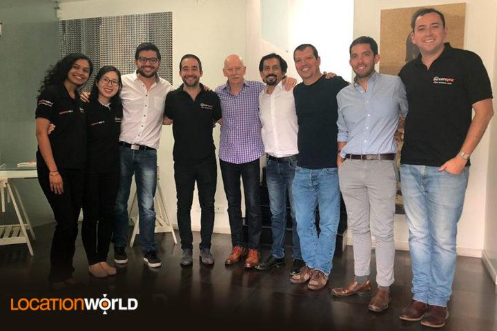 Location World en Quito anfitriona de proyecto de Laboratorio Empresarial Global de MIT