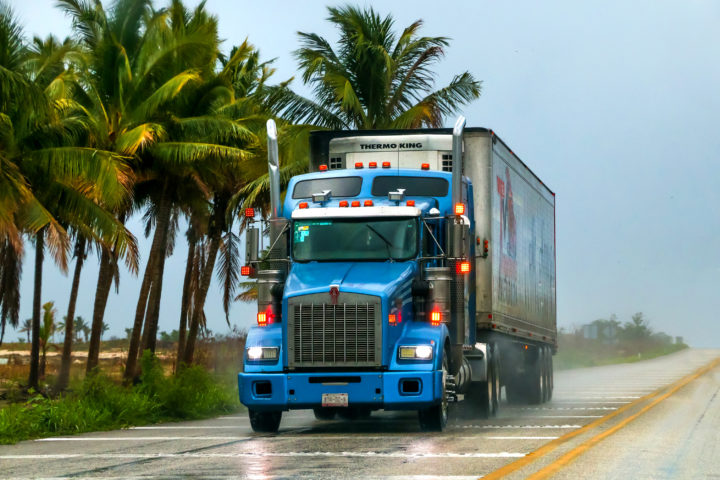 Trucks: Improving Road Safety in Latin America