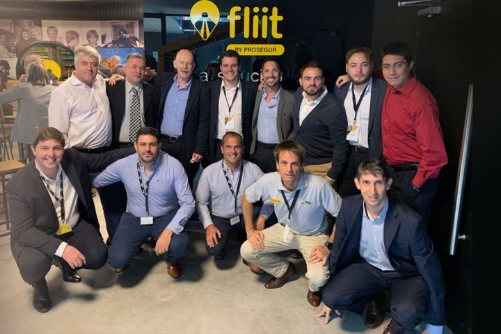 Prosegur Argentina Launches Fliit Platform with Location World Technology