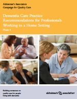 alzheimers care best practice