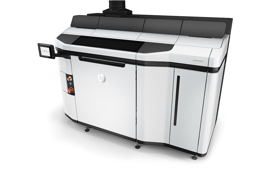 hp MJF muli jet fusion 5200 3D Printer