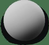 ABS Like resin sphere