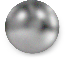 Carbon 18 steel sphere