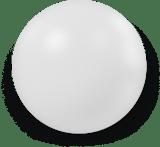 Delrin sphere