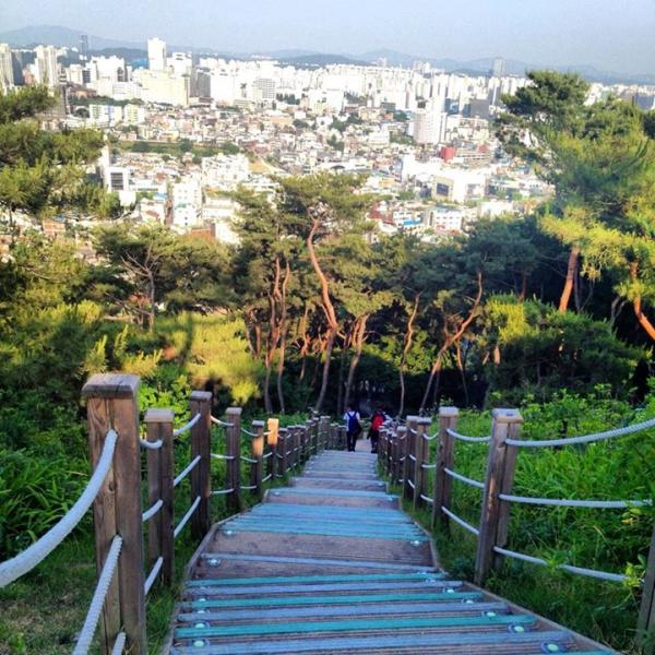 hwaseong fortress suwon korea