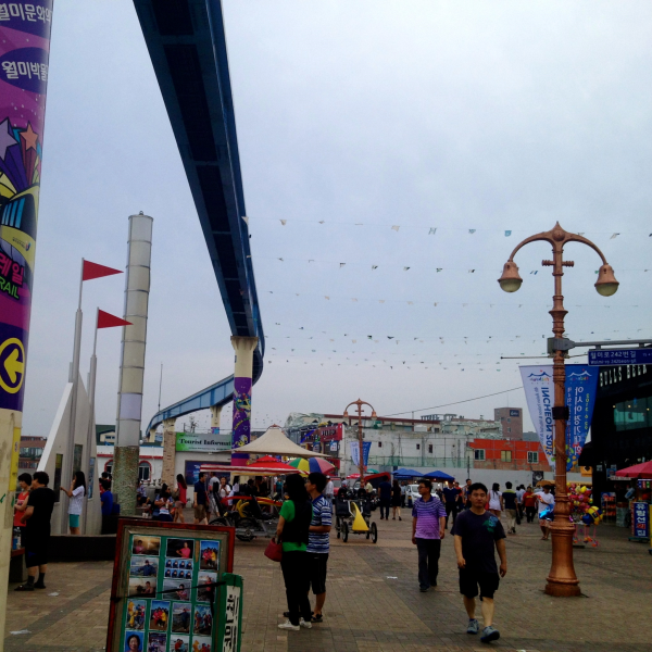 wolmido, wolmi island, incheon, korea, island, day trip, weekend