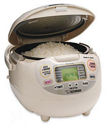RICE cookers are the best!