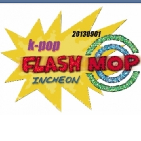k-pop incheon korean music wave 2013 flash mob