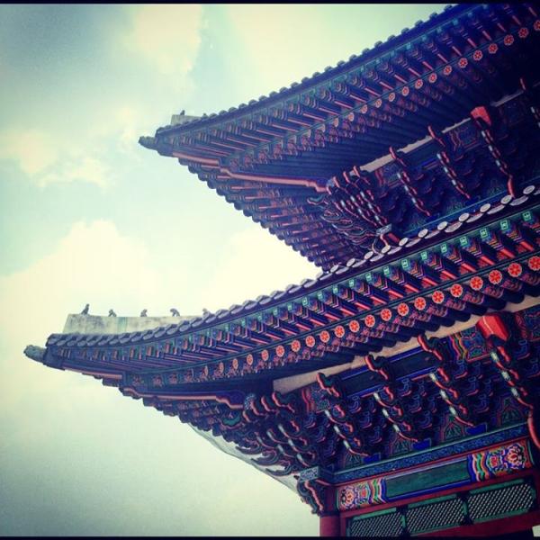 gyeongbokgung seoul palace korea