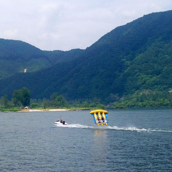 nami island korea water sport