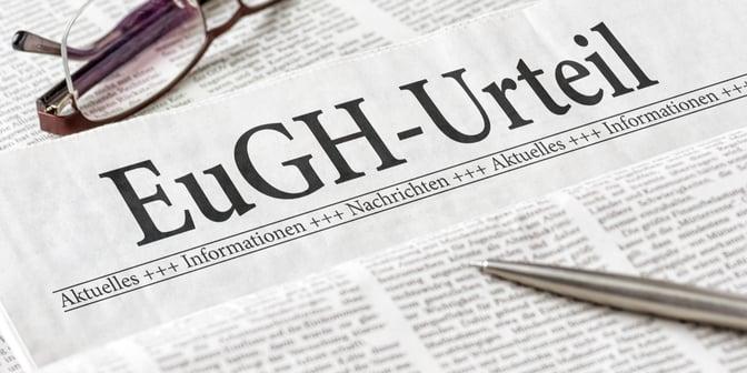 Blog_EuGH Urteil