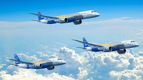 Pacelab Cabin supports customization of Embraer E-Jet E2 family