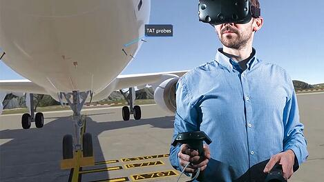PACE and Cockpit4u join forces to provide VR-enhanced pilot training