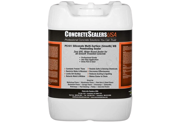 PS101 Siliconate Multi-Surface Sealer