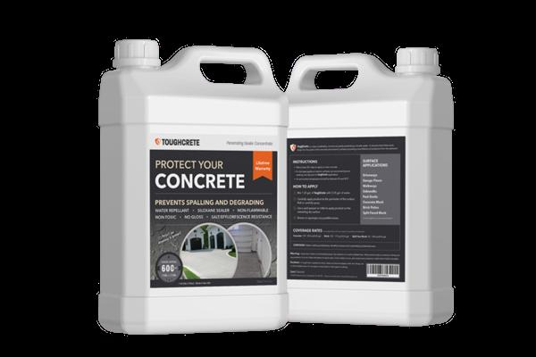 ToughCrete Concrete Sealer