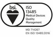 BSI Assurance Mark ISO 13485 SJ v2