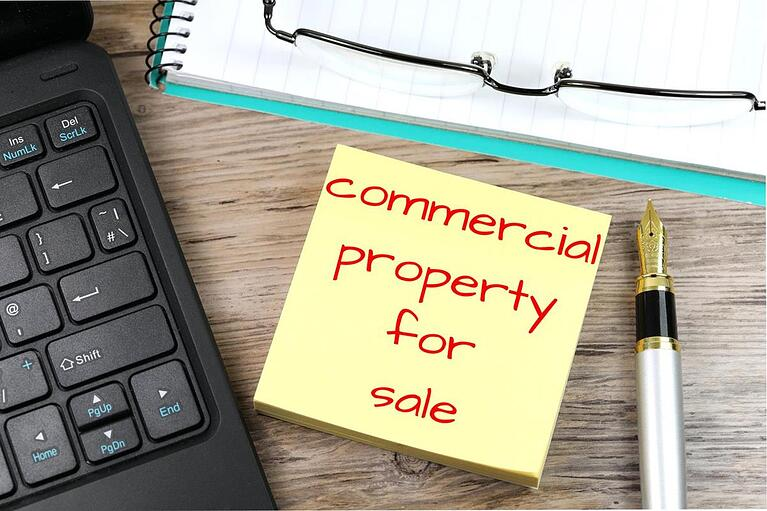 Selling a Commercial Property has Never Been Easier!