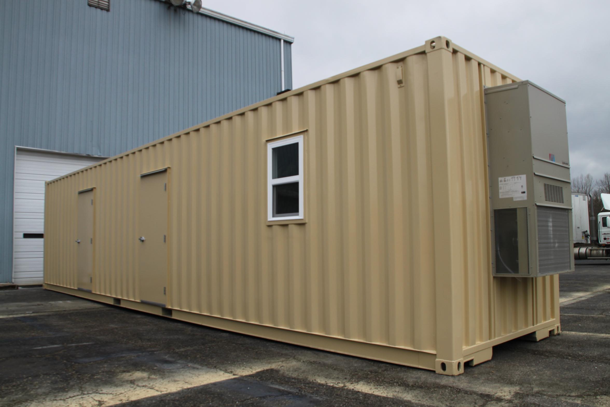 Conex joy studio design gallery photo - Box container homes ...