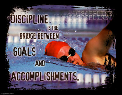 how to develop self discipline