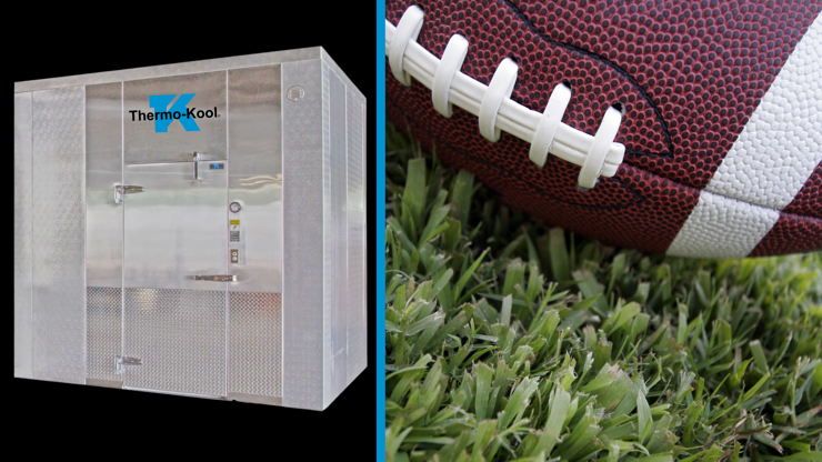 What Do Walk-In Coolers and College Football Have in Common?