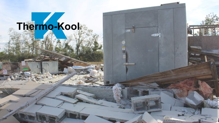 Thermo-Kool Walk-In Cooler Durability