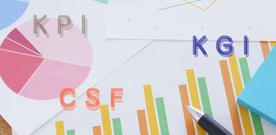 売上に貢献できる正しい「KPI」とは? 基礎知識とKGI・CSFとの関係性を学ぼう!|タイトル画像