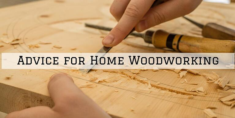 Advice for Home Woodworking in Omaha, NE