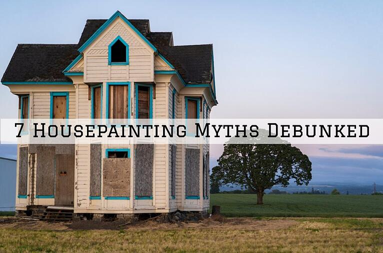 7 House-painting Myths Debunked In Omaha, NE