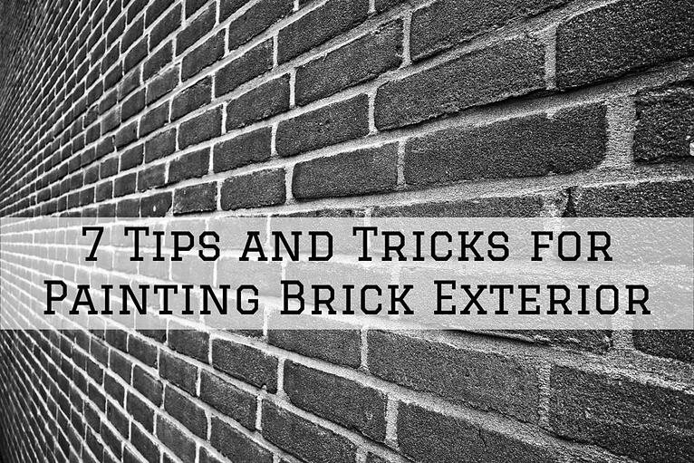 7 Tips and Tricks for Painting Brick Exterior in Omaha, NE