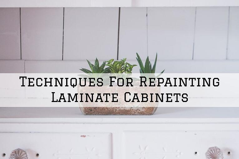 Techniques For Repainting Laminate Cabinets in Omaha, NE