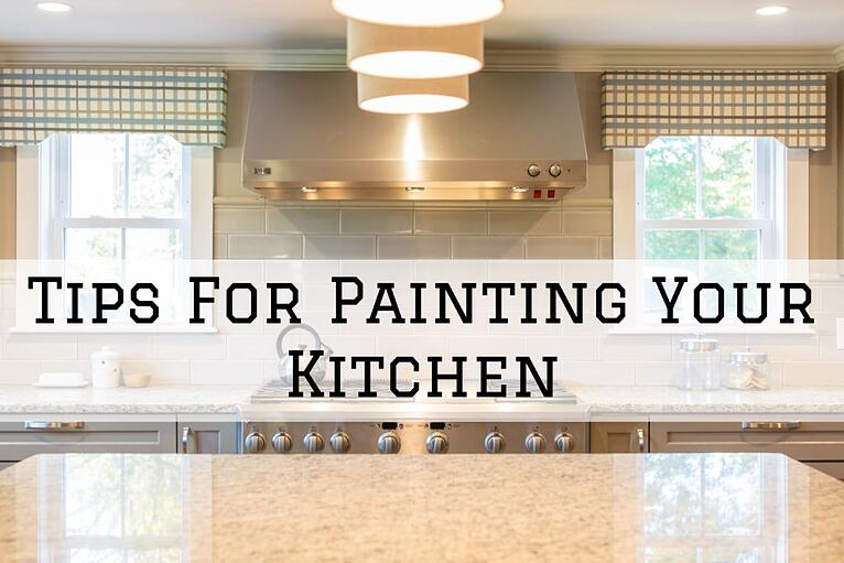 Tips For Painting Your Kitchen in Omaha, NE