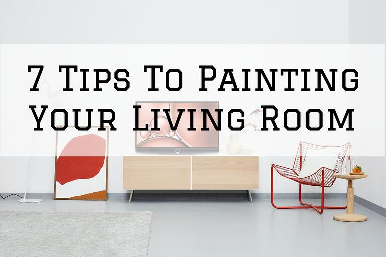 7 Tips To Painting Your Living Room in Omaha, NE