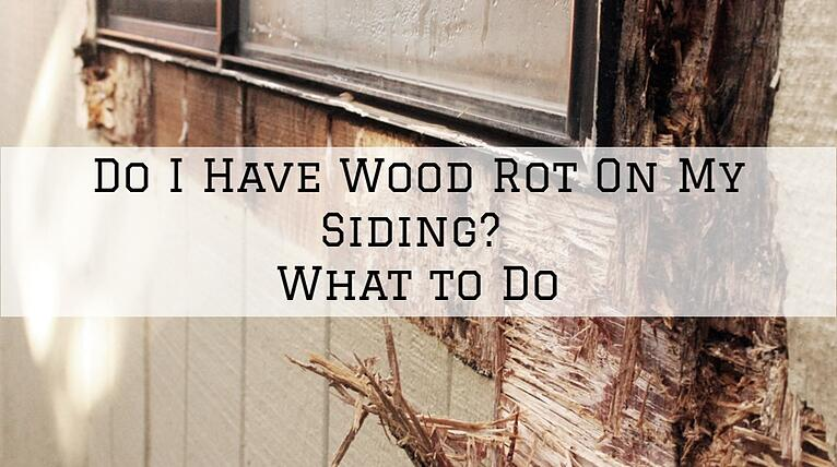 Do I Have Wood Rot On My Siding? What to Do