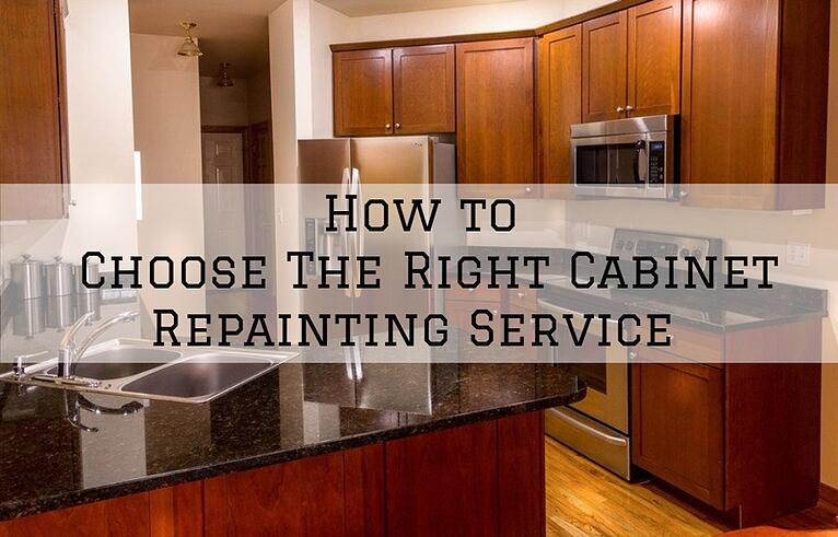 How to Choose The Right Cabinet Repainting Service In Omaha, NE