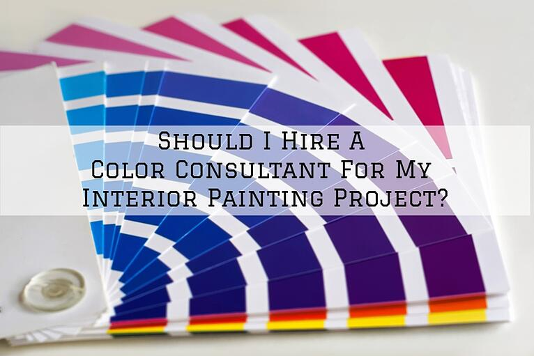 Should I Hire A Color Consultant For My Interior Painting Project?
