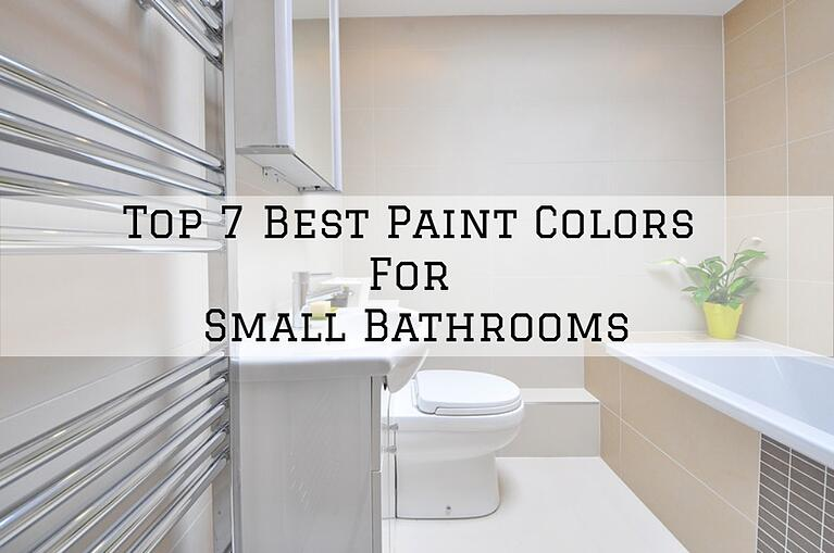 Best Paint Colors for Small Bathrooms in Omaha, NE