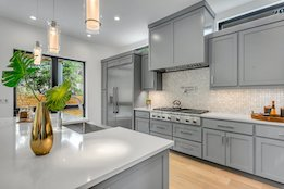 All About Painting Kitchen Cabinets