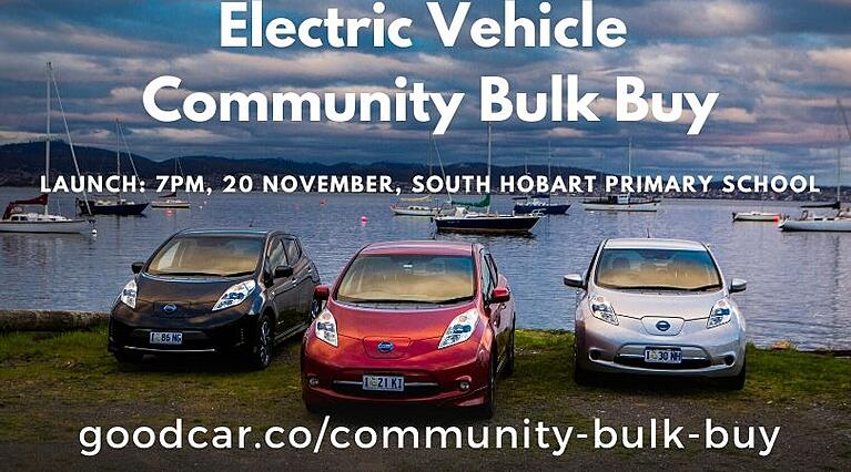 Electric Vehicle Bulk-Buy……Yep its happening