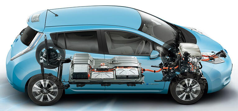 New battery technology could slash the cost of electric vehicles