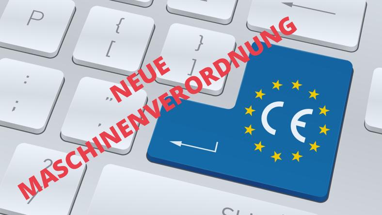 Neue Maschinenverordnung der EU