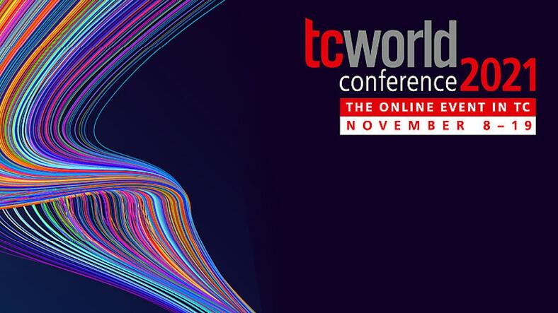 tekom Annual Conference 2021 from 08 to 19 November.