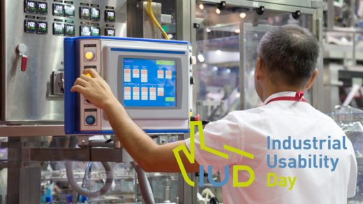 Industrial Usability Day - Verschoben auf den 27.10.2021