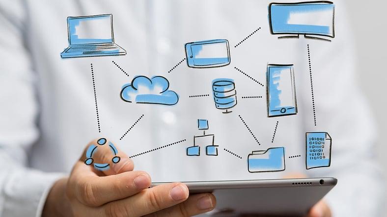 Connection generates efficiency
