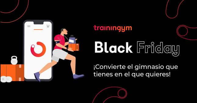 Trainingym se suma al Black Friday con la mejor solución para todos los gimnasios