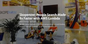 AWS Startup Spotlight