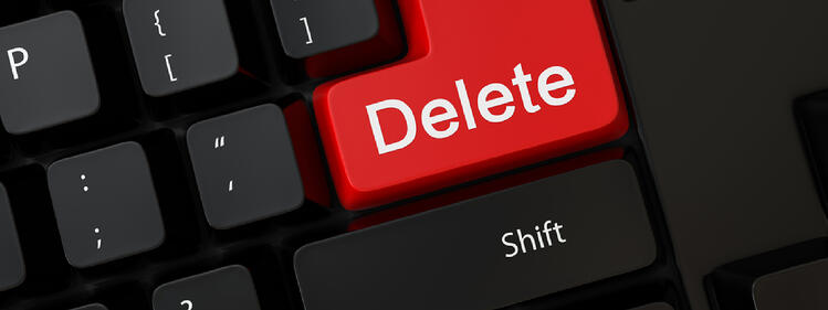 Don't Delete Your Posts!
